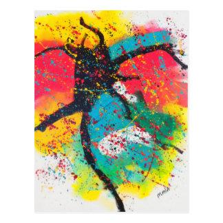 ColorChasm Postkarte