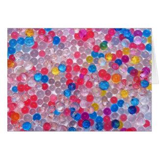 colore Wasserbälle Karte