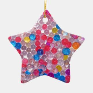 colore Wasserbälle Keramik Ornament
