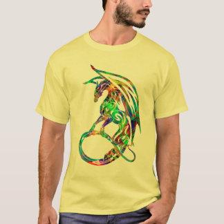 Colored Dragon T-Shirt
