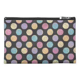 Colorful urban polka dots black schick rück heirat