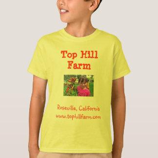 Colorfull Loren Spitzenhügel T-Shirt