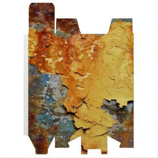 Colors of Rust / Rost-Art Wein-Geschenkverpackung