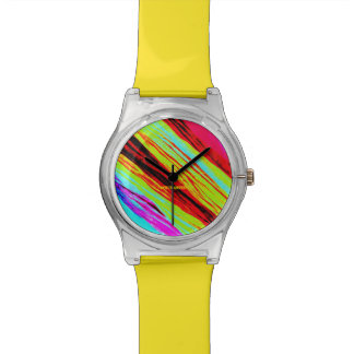 """colortrip"" II Uhr"