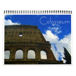 colosseum 2018 abreißkalender
