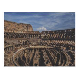 Colosseum 3 postkarte