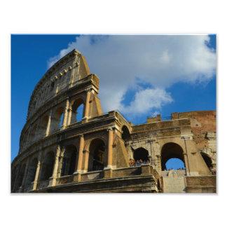 Colosseum in Rom, Italien Fotodruck