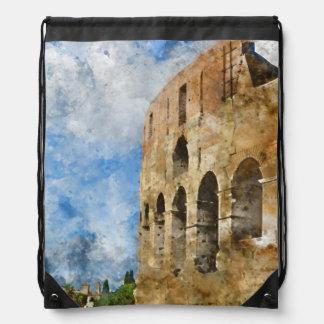 Colosseum in Rom, Italien Sportbeutel
