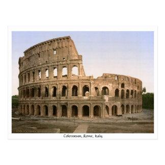 Colosseum Rom, Italien Postkarte