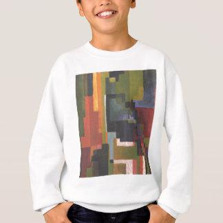 Colourfull formt bis August Macke Sweatshirt