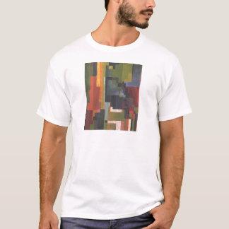 Colourfull formt bis August Macke T-Shirt