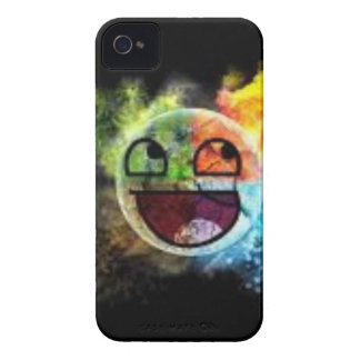 colourfull Gesicht Case-Mate iPhone 4 Hüllen