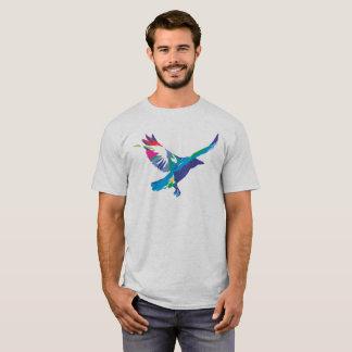 colourfull Vogel T-Shirt