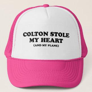 Colton stahl mein Herz… Truckerkappe
