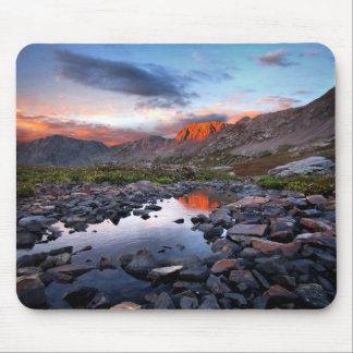 Columbine-Becken - Weminuche Wildnis - Colorado Mousepad