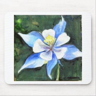 Columbine-Blüte Mousepad