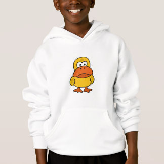 COLUMBIUM verärgertes Enten-Shirt Hoodie