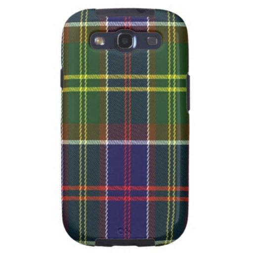 Colville schottischer Tartan Samsung rufen Fall an Etui Fürs Samsung Galaxy S3