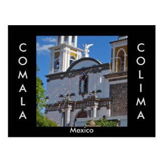 Comala, Postkarte Colimas, Mexiko