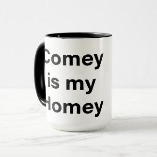 Comey ist meine Homey Kaffee-Tasse Tasse