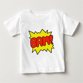 Comic-'Bam! ' Baby T-shirt