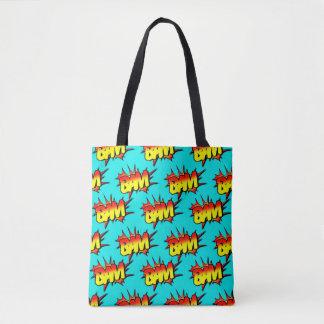 """Comic """"Bam""""/Taschen-Tasche Tasche"""