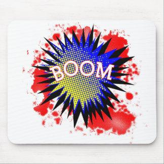 Comic-Boom Mousepad