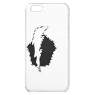 Comic-Buch-Blitz-kleiner Kuchen iPhone 5C Hüllen