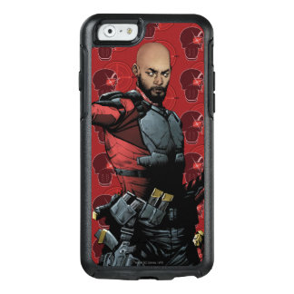 Comic-Buch-Kunst der Selbstmord-Gruppe-| Deadshot OtterBox iPhone 6/6s Hülle