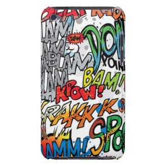 Comic-Buch-Power Barely There iPod Cover