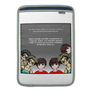 Comic: Das Jahr änderte alles Sleeve Fürs MacBook Air