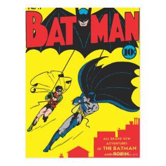 Comic des Batman-#1 Postkarte