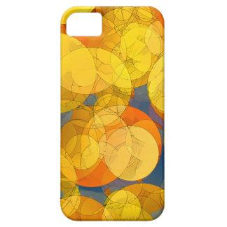 COMIC-GOLDENER BLASEN iPhone 5 Case-Mate-Kasten