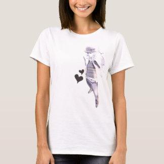 Comic-Halbtonbild T-Shirt