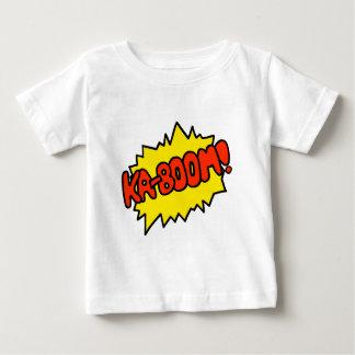Comic 'Ka-Boom! ' Baby T-shirt