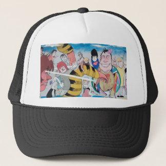 comic Mütze