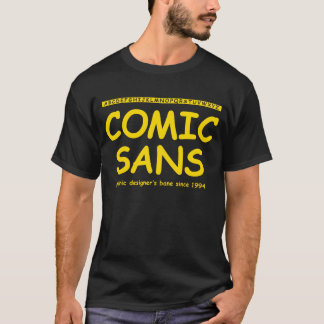 Comic ohne T-Shirt