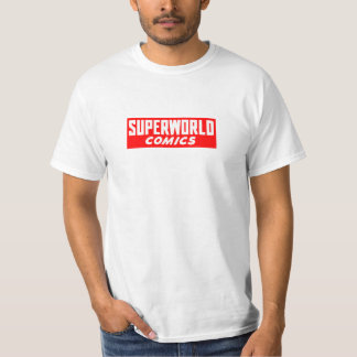 Comic Sci-FI bucht Fahne: Superworld Comicen 1940 T-Shirt