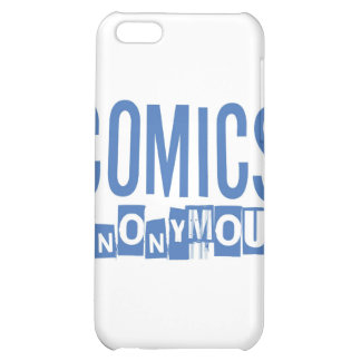 Comicen anonymes Merch iPhone 5C Hülle