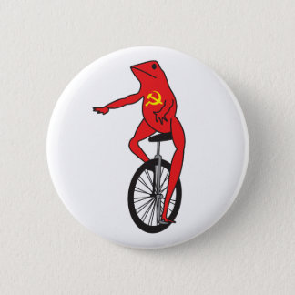 Commie Dat Boi Knopf Runder Button 5,7 Cm