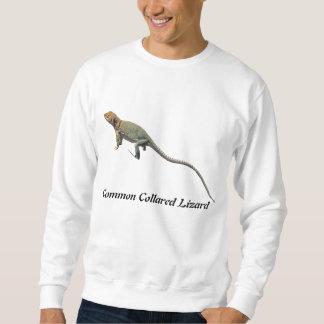 Common ergatterte Eidechse Sweatshirt