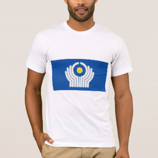 Commonwealth der unabhängigen Staats-(DIESSEITS) T-Shirt