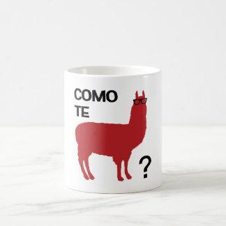 Como Te Lama Kaffeetasse