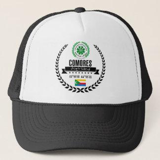 Comoren Truckerkappe