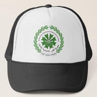Comoren-Wappen Truckerkappe