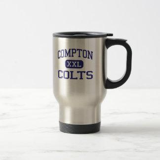 Compton - Colts - Jüngeres - Bakersfield Reisebecher