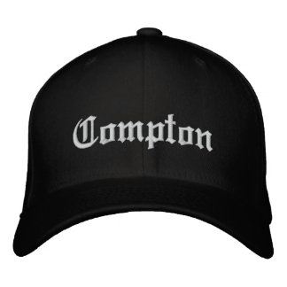 Compton-Kappe Bestickte Kappe