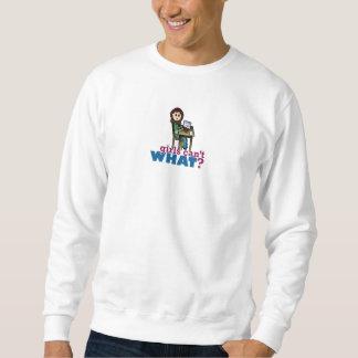 Computer-Aussenseiter - Licht Sweatshirt