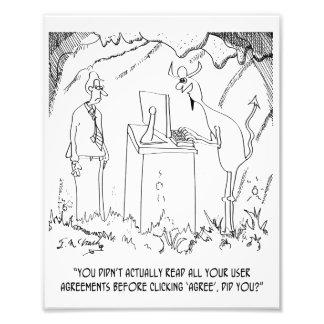 Computer-Cartoon 9312 Fotografie