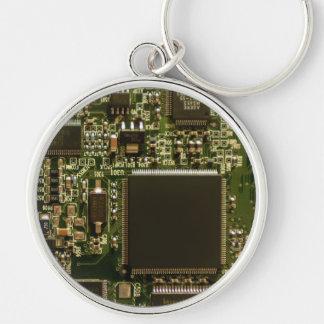 Computer-Festplattenlaufwerk-Leiterplatte Schlüsselanhänger